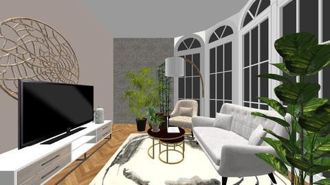 Vintage studio - Vintage - Living room - by Brittt