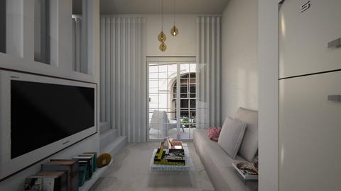 Casa312LivingArea - Feminine - Living room - by nickynunes