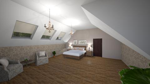 DesignKisya - Bedroom - by DesignKisya