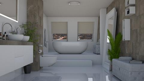bath - by Talia Fernanda
