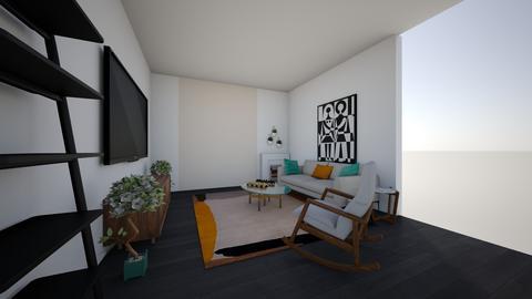 Living Room 1 - Living room - by John Naumowicz