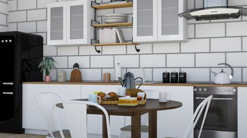 SC Kitchen - Kitchen - by lovedsign