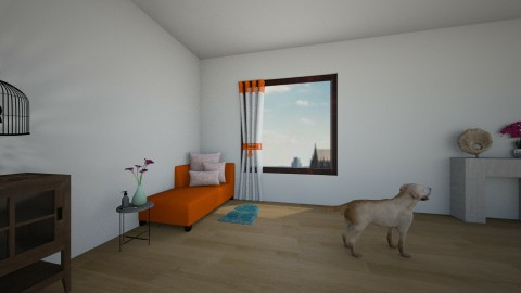 mariette - Living room - by Lione