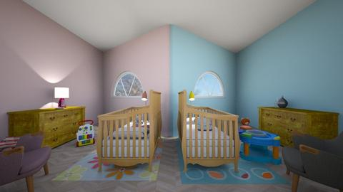 split - Kids room - by mcKAY Design