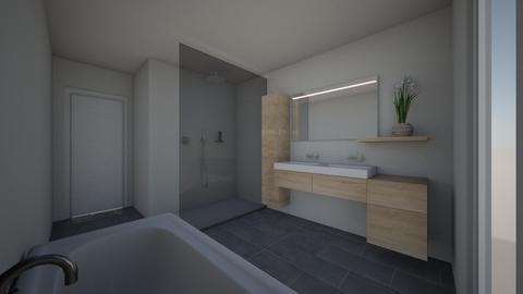 Badkamer - Bathroom - by koosterl