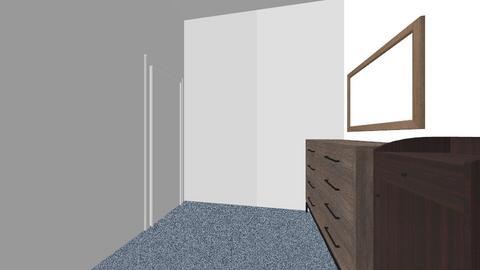 Bedroom design - Bedroom - by Jpertet16