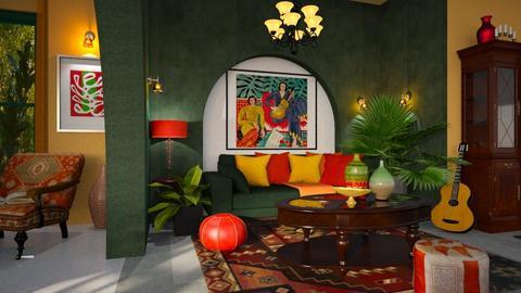 Matisse 3 - by ZsuzsannaCs