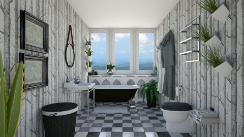 bathroom - Bathroom - by voguemay