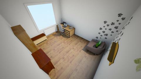 My room - by kamiliuxrrx