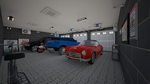 Garage - by roemer