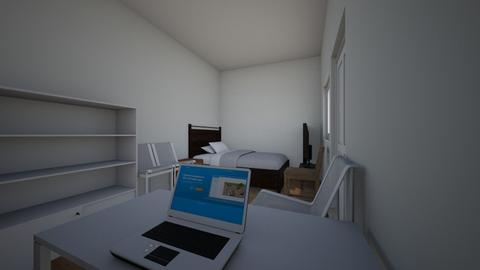 cuartito - Modern - Bedroom - by jesushuertaloli