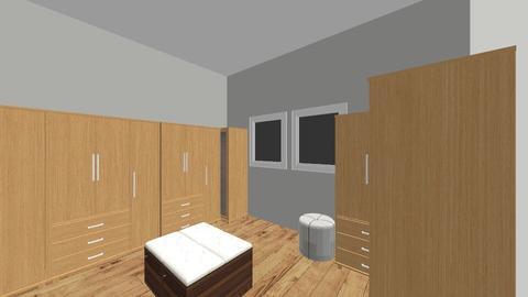 Upstairs Final Int Design - by SamRandolph
