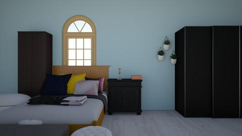 andea - Glamour - Bedroom - by laviane