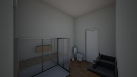 AHHHHHHHHHHH - Bathroom - by DacianL20