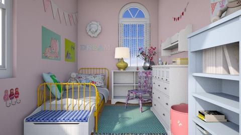 Littlest Princess - Kids room - by lauren_murphy