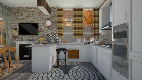 rygrt - Classic - Kitchen - by lamzoi