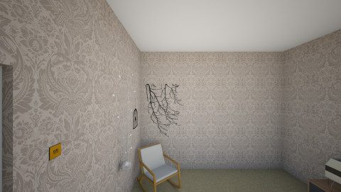 B - Bedroom - by carol86dias