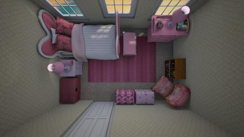 idkpinh - Kids room - by scourgethekid