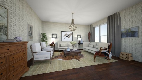 home - Classic - Living room - by dadearin
