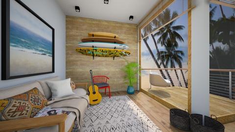surfer livingroom - Living room - by maggi_02