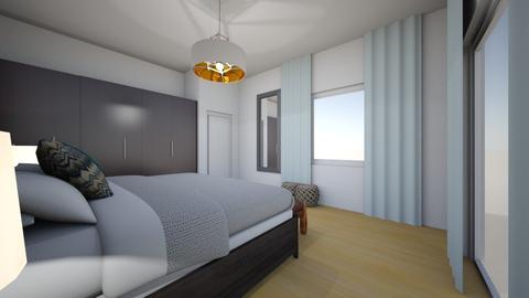 h - Bedroom - by deepp_eyes