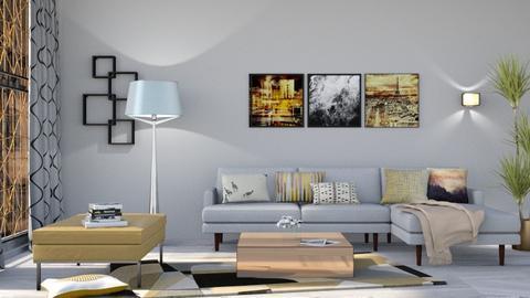 M_MLR - Living room - by milyca8