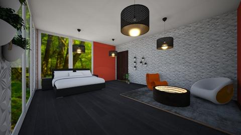 Bedroom - Bedroom - by hellohello88