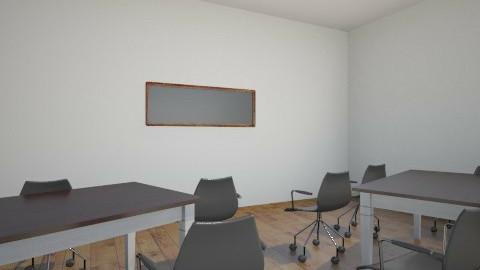 Classroom - Minimal - Office - by matt29760
