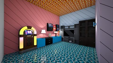 NeoTel - Kids room - by MissWise