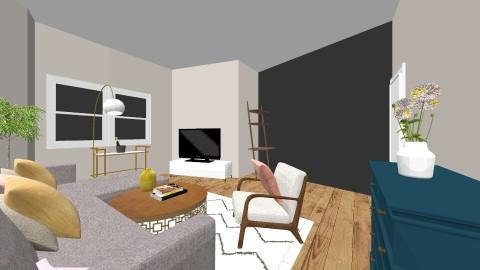 Living Room 2 - Living room - by missmalvinaa