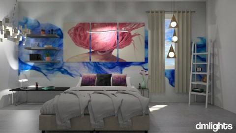 MEZZ room - Bedroom - by DMLights-user-1347177