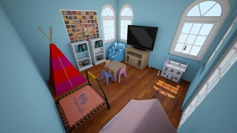 Playroom - Living room - by allieanderson2004