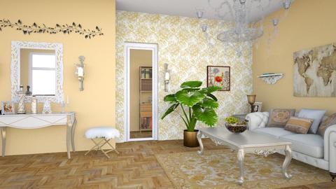 Template 2019 living room - Living room - by elle rose
