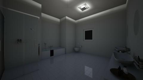 the modern bathroom - Bathroom - by deleted_1508269637_clemencevilmay