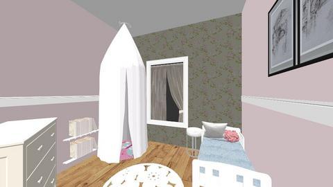 Maya2 - Kids room - by lironbr