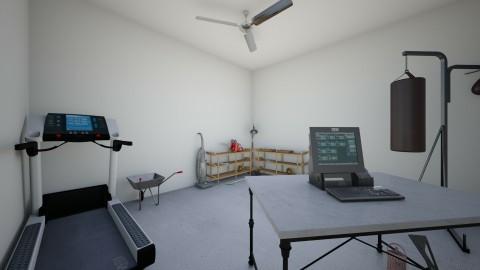 GarageComputer - Garden - by PJSmartyPantz