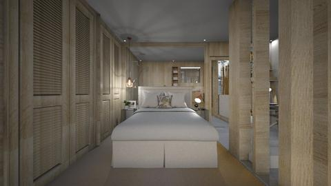 Casa328Bedroom - Modern - Bedroom - by nickynunes