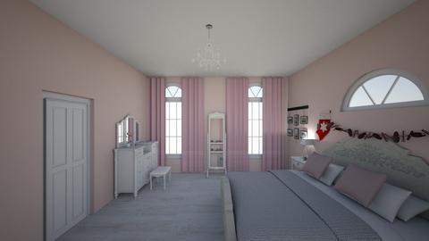 Rebecca real room - Minimal - Bedroom - by rebeccamcsorleyy