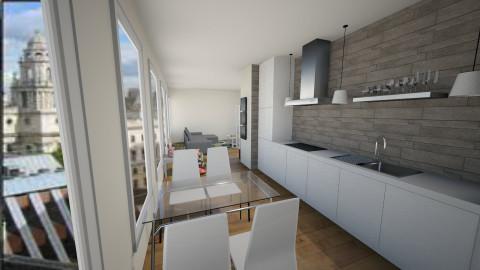 apartment122 - by Aga Dusza