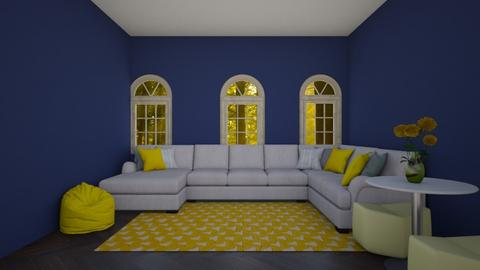 Dream living room - Country - Living room - by arden roeda