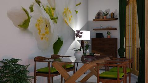 Aspen 1 - Dining room - by snjeskasmjeska