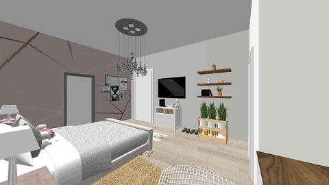br - Bedroom - by garciar21