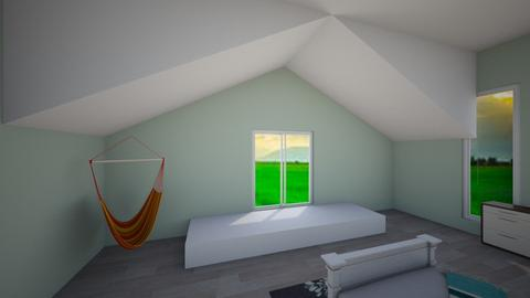 hd - Bedroom - by Gracy_Jones9