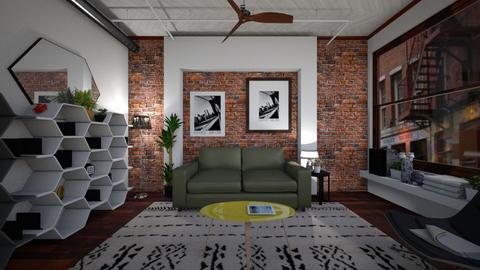 poorgeo - Living room - by Ashley Van Driesche_186