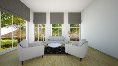 Sanetry - Living room - by mohak shamani