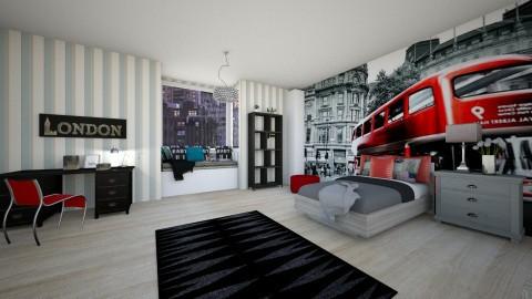 london room - by  bella