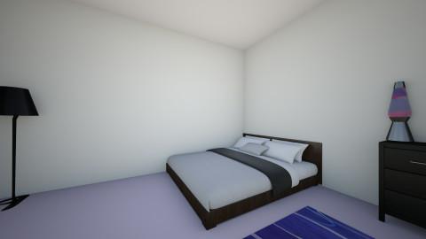 teen bedroom - by bla bu bla