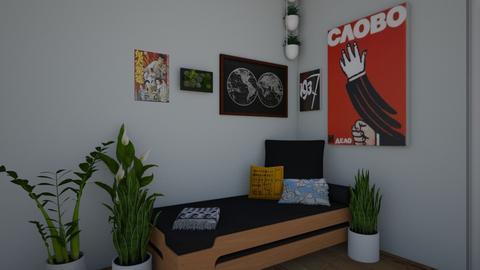 More plants  - Bedroom - by Meadow Lark