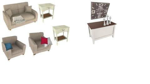 Livingroom - by pvreed