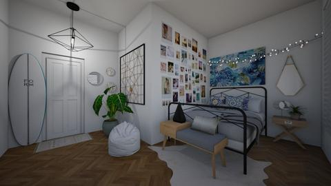 boho - Bedroom - by wholesnac